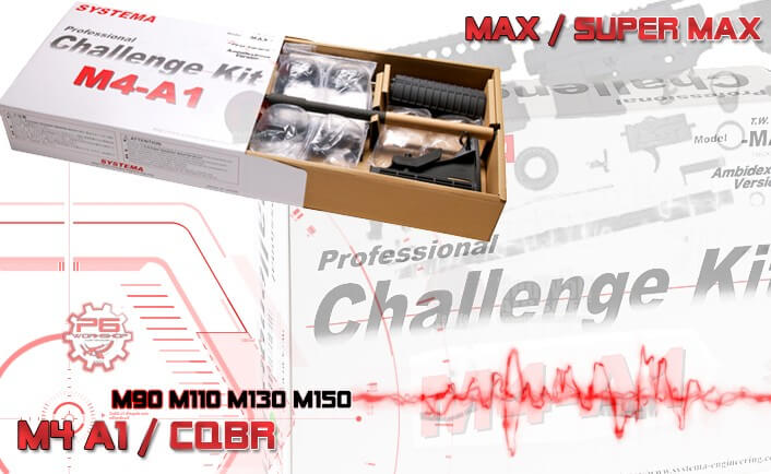 Systema ultimate Challenge Kit